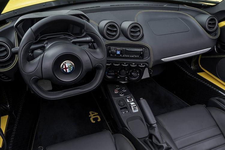 Alfa Romeo C Spider TBi Dr TCT Leasing Rivervale - Alfa romeo 4c leasing