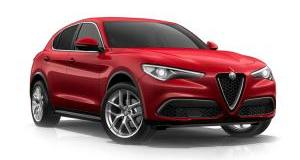 Our best value leasing deal for the  Stelvio 2.0 Turbo 200 Super 5dr Auto