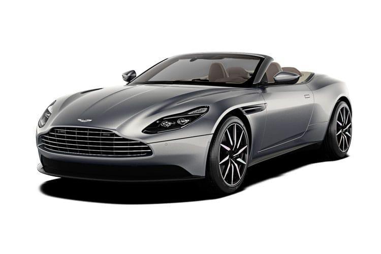 Aston Martin Db11 Convertible V8 Volante 2dr Touchtronic Auto Leasing Rivervale