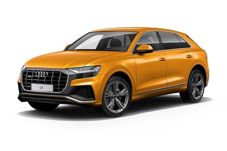 Audi Q8 Leasing Deals Rivervale