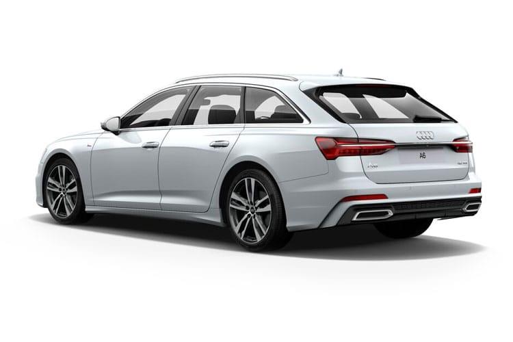 Audi A6 Diesel Avant 50 Tdi Quattro S Line 5dr Tip Auto