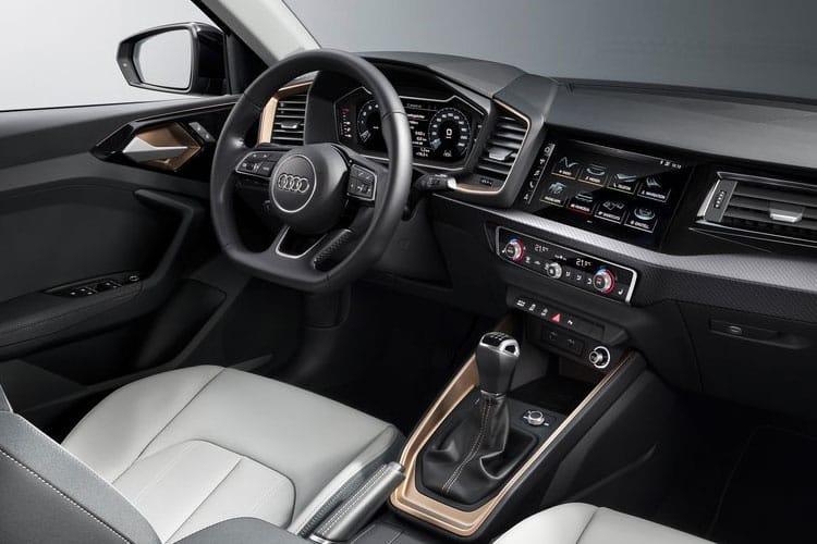 Audi A1 Sportback 30 Tfsi Technik 5dr Leasing Rivervale