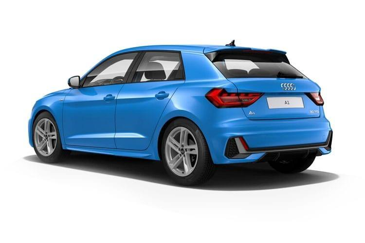 Audi A1 Sportback 25 Tfsi Technik 5dr Leasing Rivervale