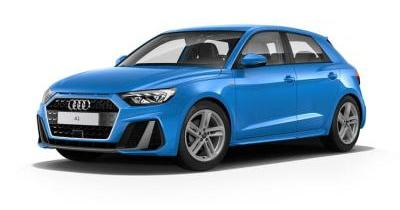 Our best value leasing deal for the  A1 25 TFSI Technik 5dr