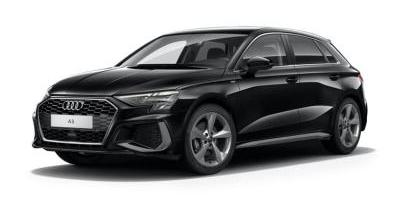 Our best value leasing deal for the  A3 30 TFSI 116 SE Technik 5dr