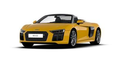 Our best value leasing deal for the  R8 5.2 FSI V10 Quattro 2dr S Tronic