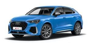 Our best value leasing deal for the  Rs Q3 RS Q3 TFSI Quattro 5dr S Tronic