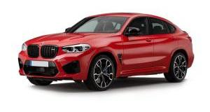 Our best value leasing deal for the  X4 M xDrive X4 M Competition 5dr Step Auto