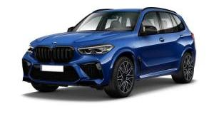 Our best value leasing deal for the  X5 M xDrive X5 M Competition 5dr Step Auto