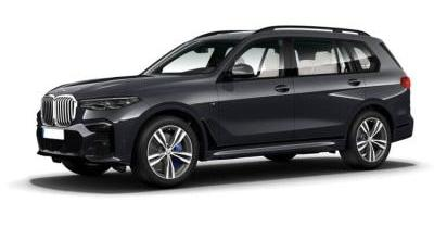 Our best value leasing deal for the  X7 xDrive30d 5dr Step Auto