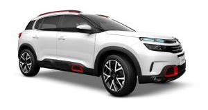Our best value leasing deal for the  C5 Aircross 1.5 BlueHDi 130 Flair 5dr