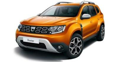 Our best value leasing deal for the  DUSTER 1.0 TCe 100 Access 5dr