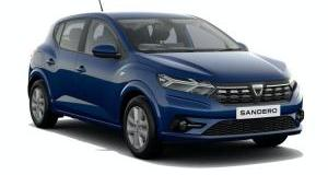 Our best value leasing deal for the  Sandero 1.0 SCe Access 5dr
