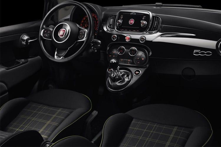 Fiat 500 Hatchback 1 2 Pop 3dr Dualogic Leasing | Rivervale