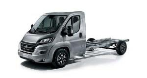 Our best value leasing deal for the  Ducato 2.3 Multijet Chassis Cab 180 Power