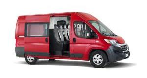 Our best value leasing deal for the  Ducato 2.3 Multijet Combi Van 140