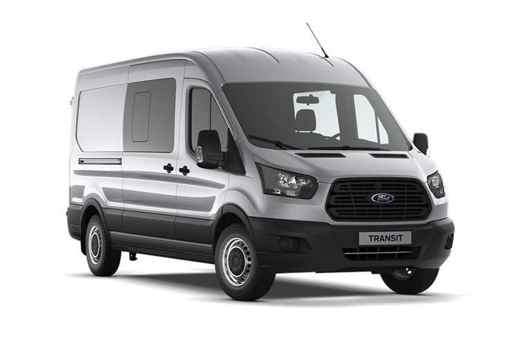 4b1aa26da1 Ford Transit 350 L2 Diesel Rwd 2.0 TDCi 170ps Trend H2 D Cab Van