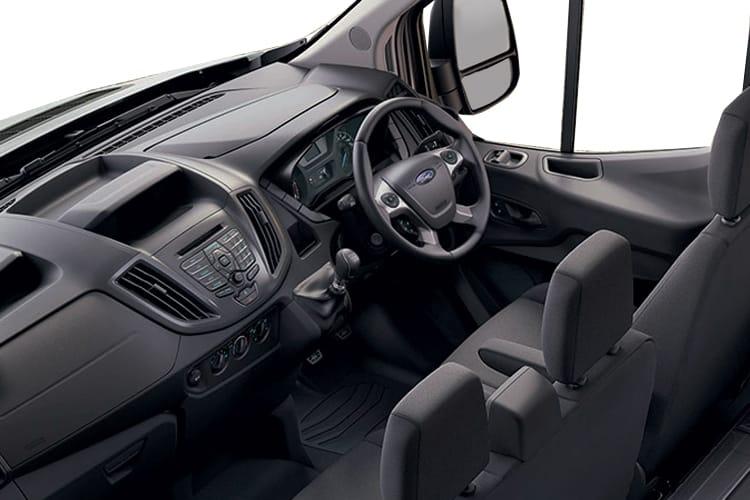 54912e14f3 Ford Transit 350 L3 Diesel Fwd 2.0 TDCi 130ps  One Stop  D Cab Tipper  1  Way