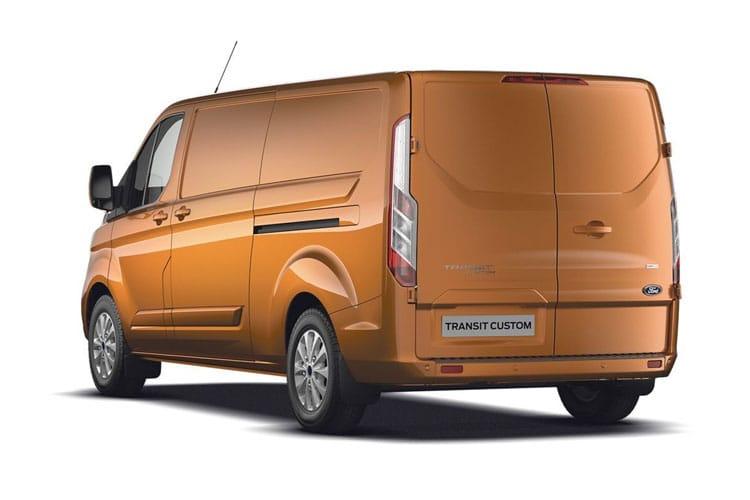 b3a975e9f2 Ford Transit Custom 280 L1 Diesel Fwd 2.0 TDCi 130ps Low Roof Limited Van