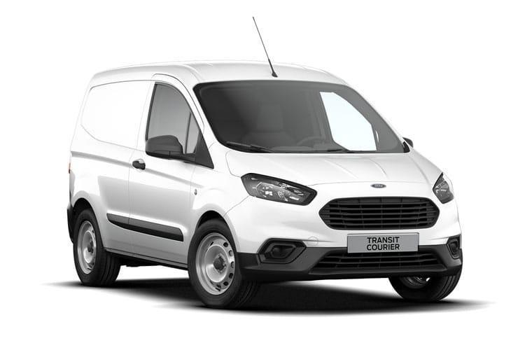 Ford Transit Courier 1 0 Ecoboost Sport Van 6 Speed Van Leasing Rivervale Leasing