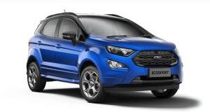 Our best value leasing deal for the  Ecosport 1.0 EcoBoost 125 ST-Line 5dr