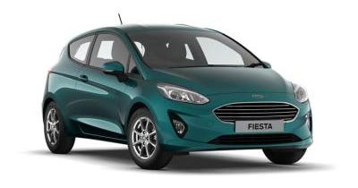 Our best value leasing deal for the  FIESTA 1.0 EcoBoost 125 ST-Line 3dr