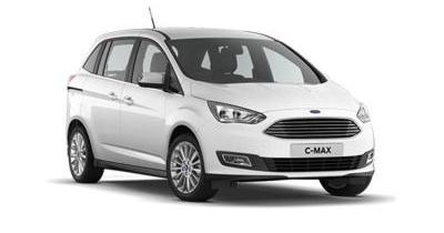 Our best value leasing deal for the  GRAND C-MAX 1.0 EcoBoost Zetec 5dr