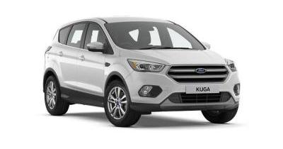 Our best value leasing deal for the  KUGA 1.5 EcoBoost 120 Zetec 5dr 2WD