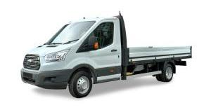 Our best value leasing deal for the  Transit 2.0 EcoBlue 130ps Dropside