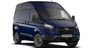 Our best value leasing deal for the  Transit Custom 2.0 EcoBlue 105ps High Roof Leader Van