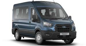 Our best value leasing deal for the  Transit 2.0 EcoBlue 130ps H2 12 Seater Leader