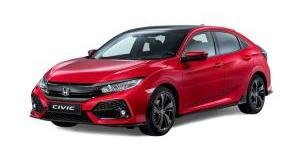Our best value leasing deal for the  Civic 1.0 VTEC Turbo 126 SE 5dr