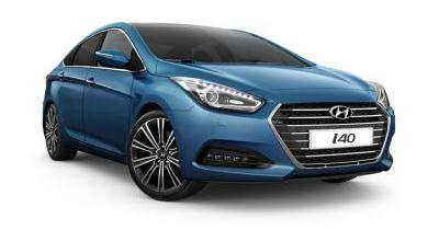 Our best value leasing deal for the  I40 1.6 GDi Blue Drive SE Nav 4dr