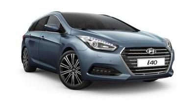 Our best value leasing deal for the  I40 1.6 GDi SE Nav 5dr
