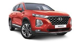 Our best value leasing deal for the  Santa Fe 2.2 CRDi SE 5dr