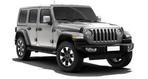 Our best value leasing deal for the  Wrangler 2.0 GME Rubicon 4dr Auto8