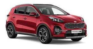 Our best value leasing deal for the  Sportage 1.6 CRDi 48V ISG 2 5dr