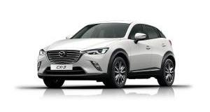 Our best value leasing deal for the  Cx-3 2.0 SE Nav + 5dr