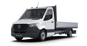 Our best value leasing deal for the  Sprinter 3.0t Dropside 9G-Tronic