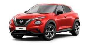 Our best value leasing deal for the  Juke 1.0 DiG-T Visia 5dr