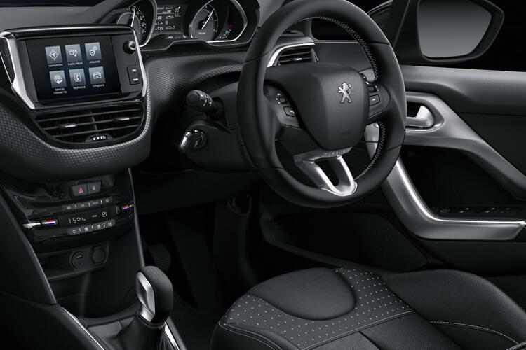 Peugeot 208 Hatchback 1.6 THP GTi by Peugeot Sport 3dr Leasing ...