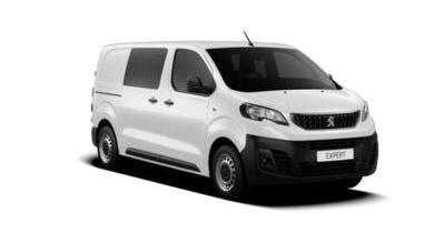 Our best value leasing deal for the  EXPERT 1400 2.0 BlueHDi 120 Professional Crew Van