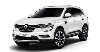 Our best value leasing deal for the  KOLEOS 1.7 Blue dCi Iconic 5dr 2WD X-Tronic