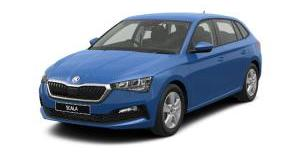 Our best value leasing deal for the  Scala 1.0 TSI 95 S 5dr