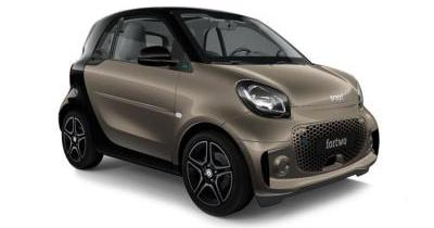 Our best value leasing deal for the  FORTWO COUPE 1.0 Prime 2dr