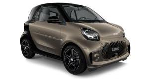Our best value leasing deal for the  Fortwo Coupe 60kW EQ Passion Advanced 17kWh 2dr Auto [22kWCh]