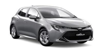 Our best value leasing deal for the  COROLLA 1.8 VVT-i Hybrid Icon 5dr CVT