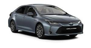 Our best value leasing deal for the  Corolla 1.8 VVT-i Hybrid Icon 4dr CVT