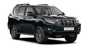 Our best value leasing deal for the  Land Cruiser 2.8 D-4D Active 5dr Auto 5 Seats