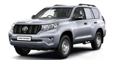 Our best value leasing deal for the  LAND CRUISER 2.8D Utility Commercial